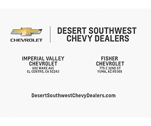 Desert Southwest Chevy Dealers
